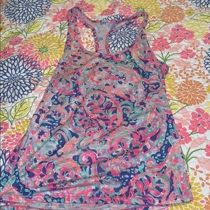 Small Lilly Pulitzer Tank Luxletic